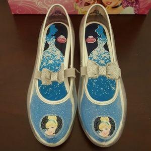 Princess play shoes